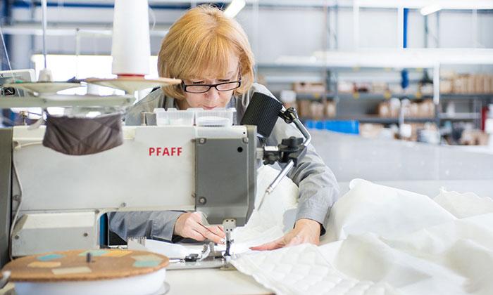 Näherei Neu-Textil Worms